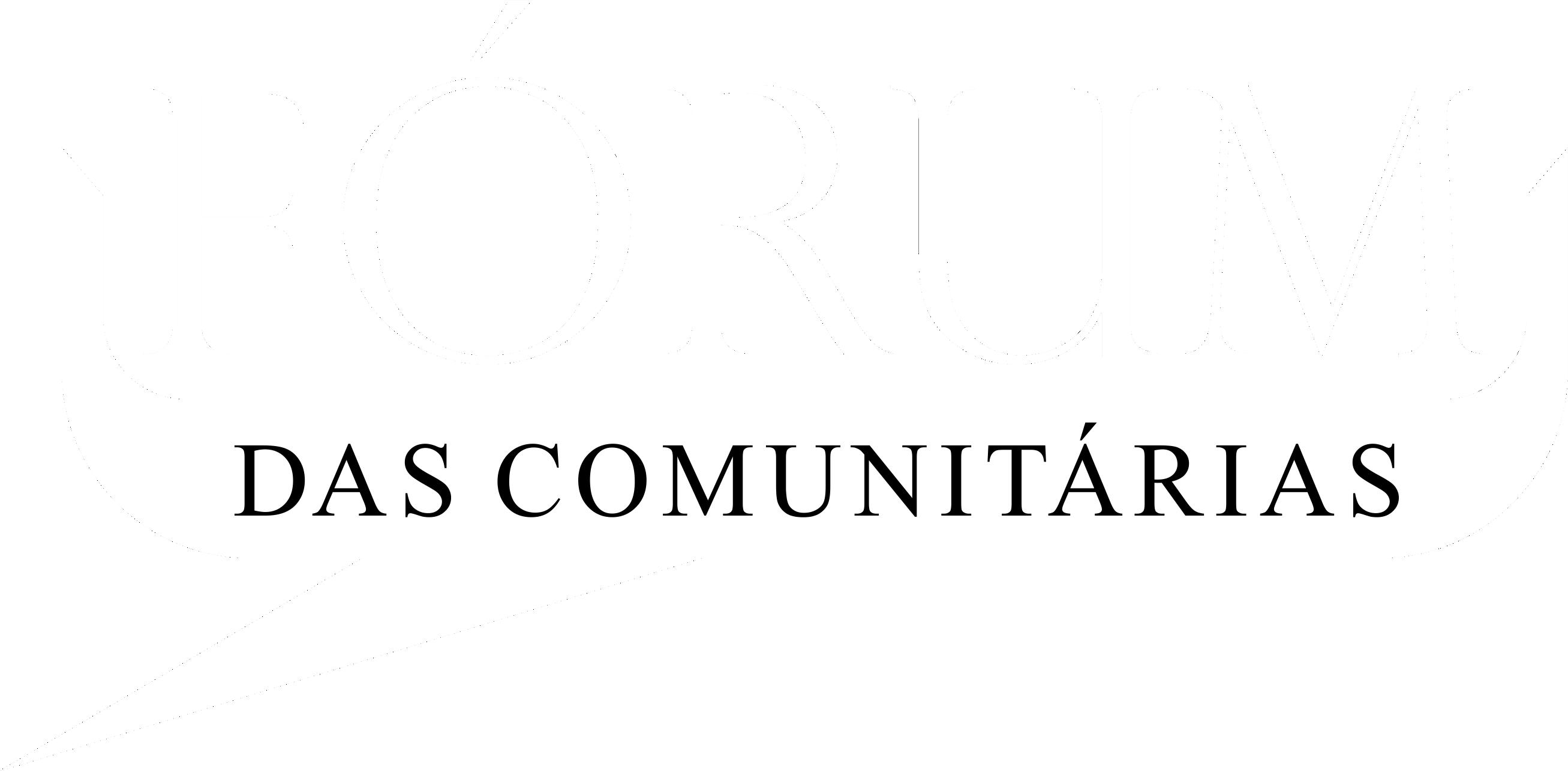 Fórum das Comunitárias
